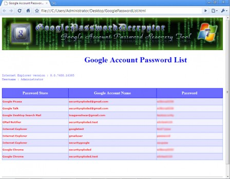 googlepassworddecryptor_exporthtml
