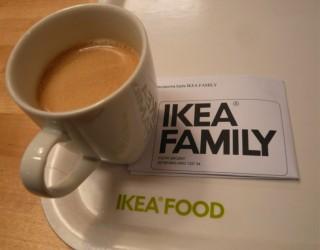 Darmowa kawa w IKEA