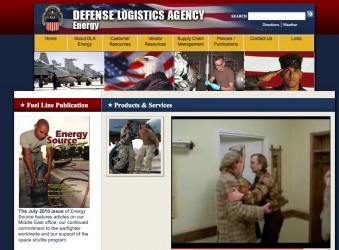 Defence Logistics Agency - Mis by PorkyThePig