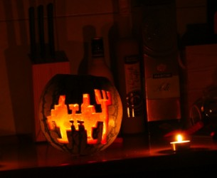 Halloween Niebezpiecznik