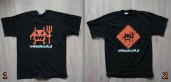 Koszulka Niebezpiecznika