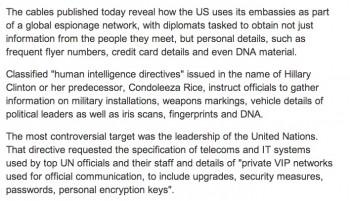 Wikileaks Embassy Spy