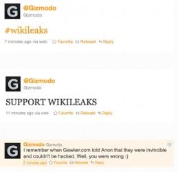 Gizmodo Twitter Hacked 2