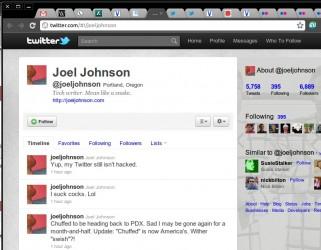 Gizmodo Twitter hacked