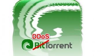 BitTorrent DDoS