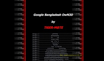 Google Bangladesh Hacked