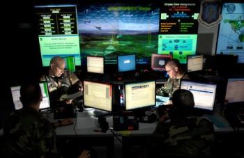 Wojskowe centrum dowodzenia