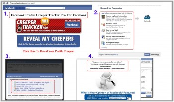 Facebook Spy Creep