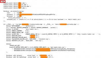 Tumblr - kod PHP