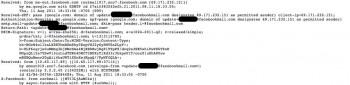 Nagłówki niby-phishingu