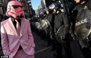 Zamieszki w Londynie 2011