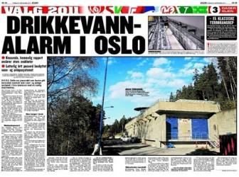 Oslo water