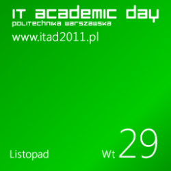 IT Academic day 2011