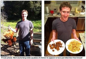 Facebook - prywatne zdjęcia Marka Zuckerberga