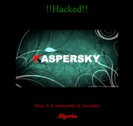 Kaspersky Hacked