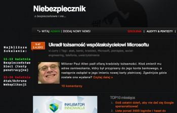 Niebezpiecznik - Prima Aprilis 2012