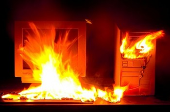 Flame robak