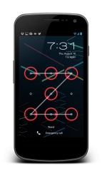 Android - Pattern Lock