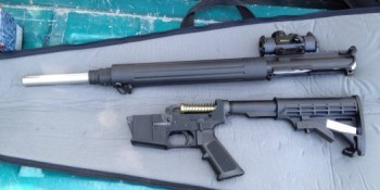 wydrukowany pistolet