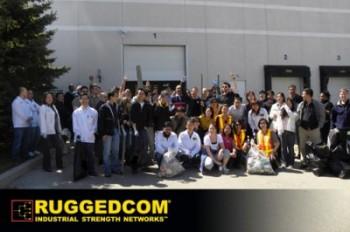 pracownicy ruggedcom