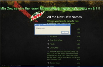 4chan hacked Mountain Dew
