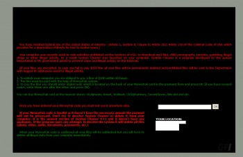 Skype Ransomware