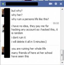 Przyjaciel ofiary rozmawia z włamywaczem
