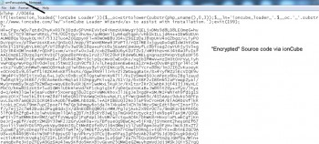 ionCube PHP encoder
