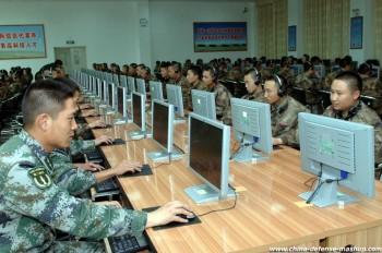Chińskie wojsko