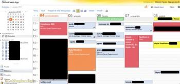 Kalendarz jednego z najwyższych rangą pracowników MSZ, do którego dostęp uzyskał Alladyn2