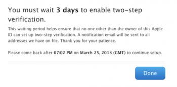 Dwustopniowe uwierzytelnienie Apple nie jest dostępne dla wszystkich