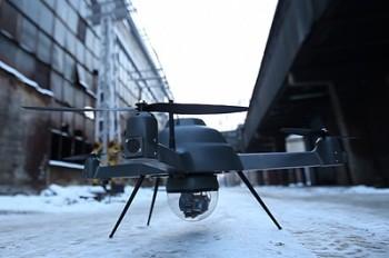 Polski drone bezzałogowy TARKUS