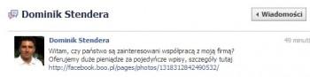 Atak socjotechniczny na adminów polskich fanpages