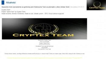 Cryptex Team