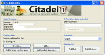 Citadel - generator