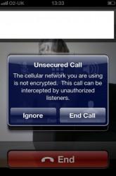 Brak szyfrowania pomiędzy telefonem a BTS-em