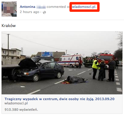 wladomoscl.pl – scamerska strona