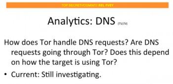 TOR i DNS banalny problem, które NSA nie potrafi rozwiązać?