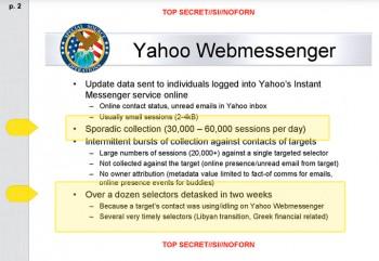 NSA i przechwytywanie list kontaktowych