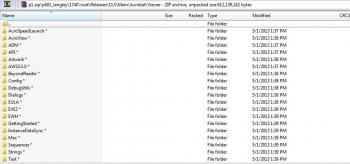 Podkradziona włamywaczom paczka z wykradzionym kodem Adobe