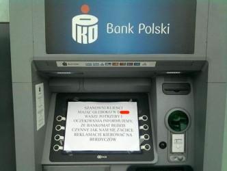 Bankomat PKO