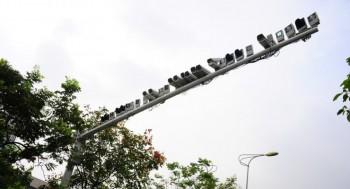 Kamery w Chinach