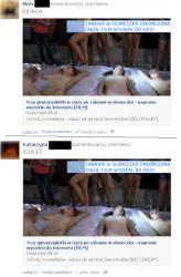 Zabawa w słoneczko zakończona ciążą - film wyciekł do sieci