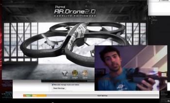SkyJack - dron porywający inne drony