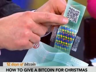 Bitcoin na wizji