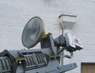 Tego typu anteny są obwijane folią przez rabusiów