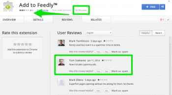 Add to Feedly