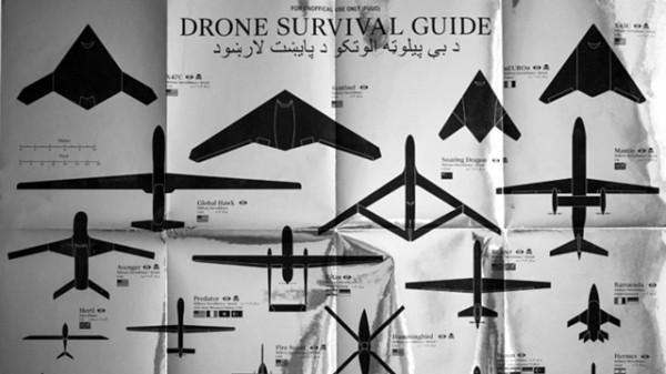 Drony - metody ochrony