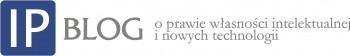IP BLOG logo + tekst