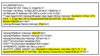 Maska: Mac OS X